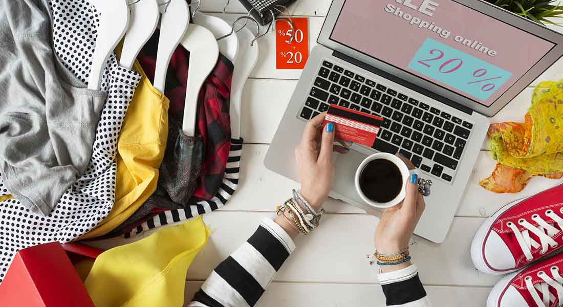 шоппинг онлайн